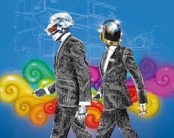 Daft Punk, Lavapiés