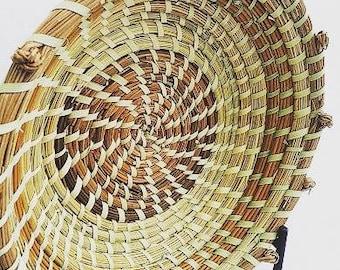 Love you knot basket