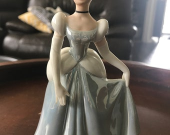 Vintage Porcelain Cinderella Figurine