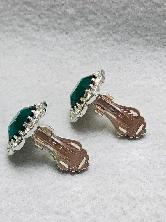Vtg Sarah Coventry Clip On Earrings - image 5