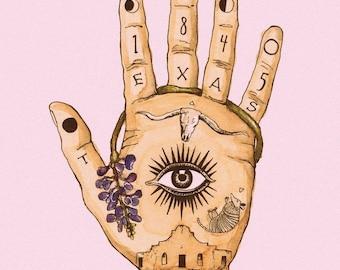 PALM & FACE READINGS (Palmistry, Destiny Divination)