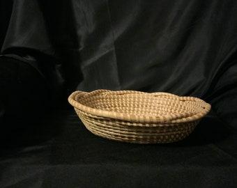 Sweetgrass Roll Basket