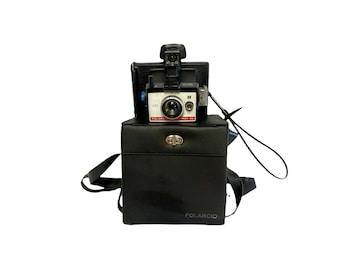 Polaroid Colorpack 80 Land Camera with Original Case, Vintage