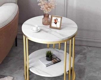 Marble Surface Coffee Table