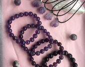 Amethyst Natural bracelets Amethyst natural geode necklace