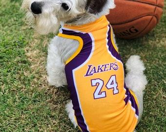 Lakers Dog   Etsy