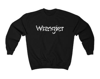 Wrangler inspired Cowprint shirt   cowprint   wrangler   cowhide