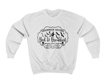 Hocus Pocus Sanderson sisters sweatshirt