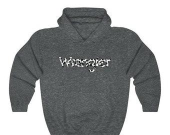 Wrangler cowprint hoodie