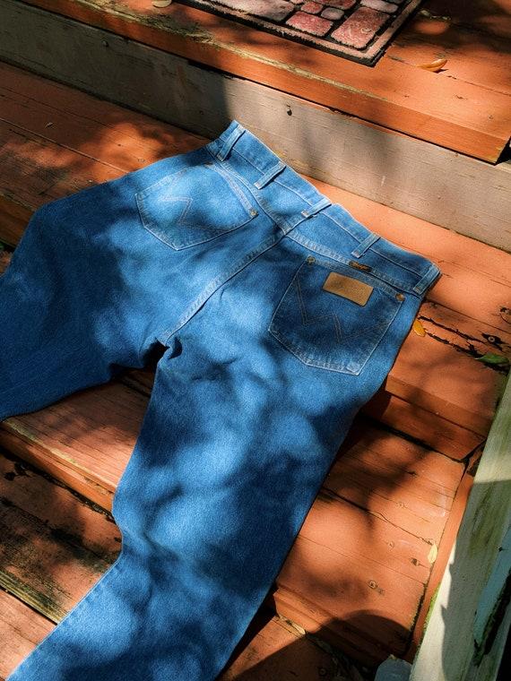 1970's Wrangler Jeans - image 1