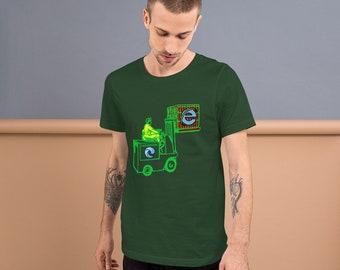 IE Warehousing - Short-Sleeve Unisex T-Shirt