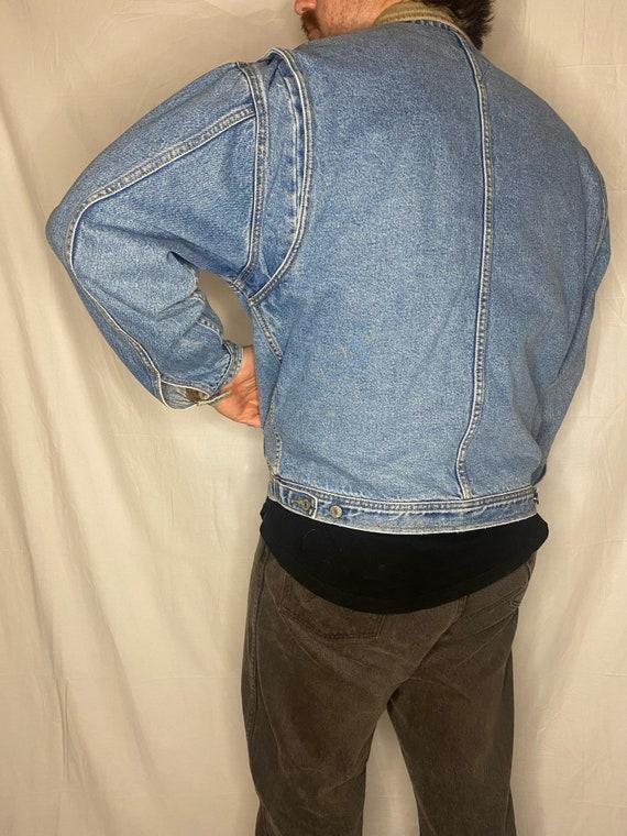 Vintage 90's Tommy Hilfiger Denim Jacket - image 3