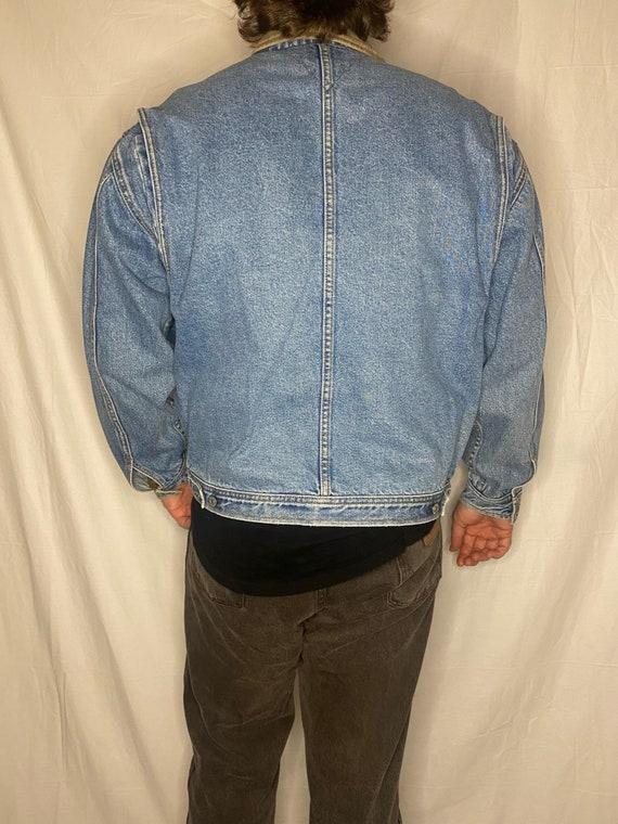Vintage 90's Tommy Hilfiger Denim Jacket - image 2