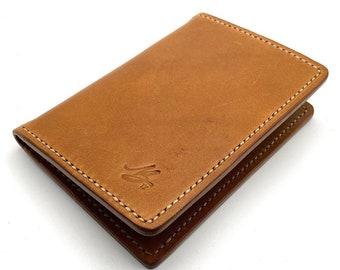 Handmade Leather Passport Wallet Travel Wallet Passport Cover Passport Protector