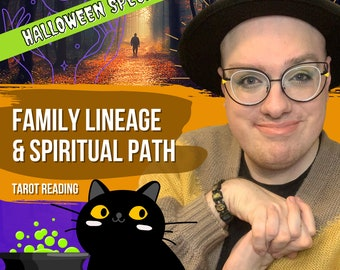 Family Lineage & Spiritual Path Tarot Reading