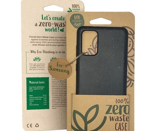 Sustainable Phone Case Compostable Eco Friendly For Samsung Galaxy S20 Plus Ultra