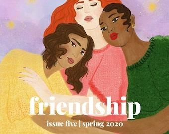 DIGITAL VERSION   Dear Movies zine Issue 5: Friendship