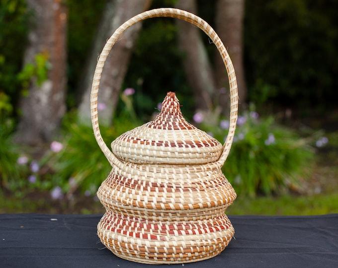 Basket by Mrs. Vera