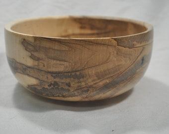 Small Ambrosia Maple Bowl 5 3/4 x 2 7/8