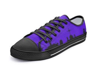 Unisex Low Top Canvas Shoes