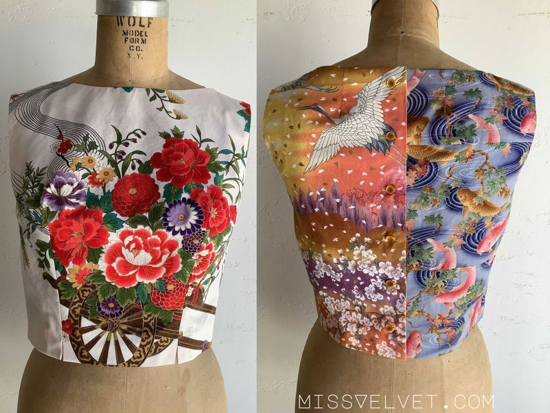 Back Button Blouse Floral Sleeveless Shirt image 0