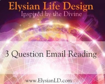 3 Question Email Reading
