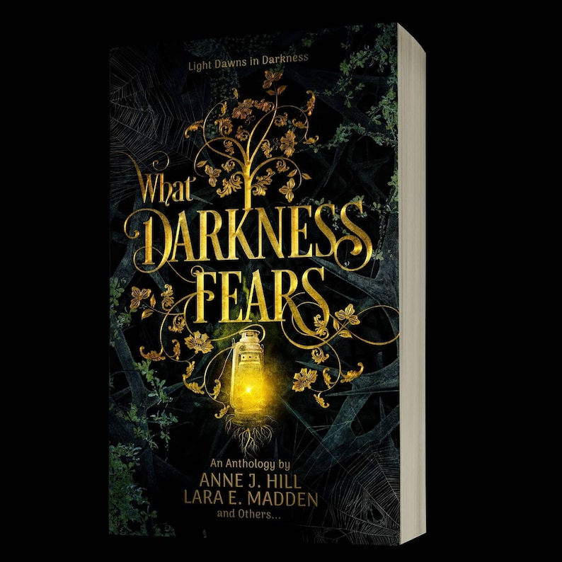 Pre-Order: What Darkness Fears Anthology Paperback image 0