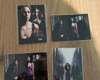 The vampire diaries magnets