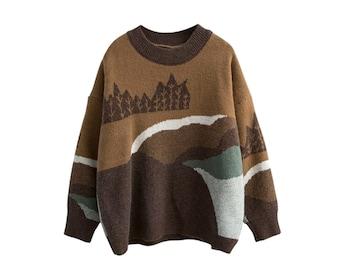 Landscape UNISEX Sweater Jumper