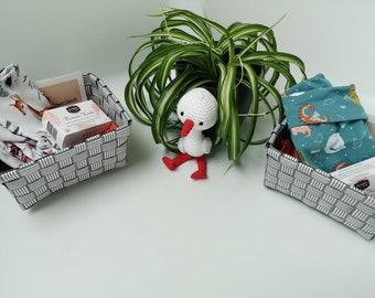 Small format birth box