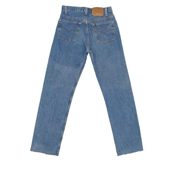 1990s Vintage Levis 501 Jeans 27x29 - image 1