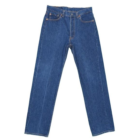 1990s Vintage Levis 501 Jeans 28x29.5