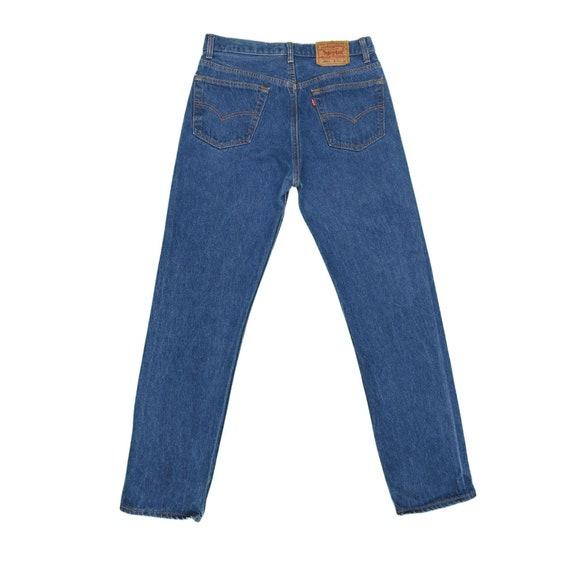 31 - 1990s Vintage Levis 501 Jeans 31x32 - image 2