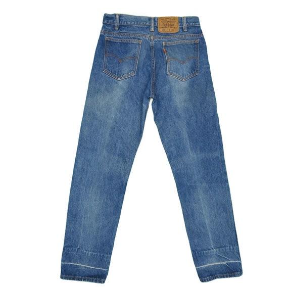 1990s Vintage Levis 505 Orange Tab Jeans 30x30 - image 1