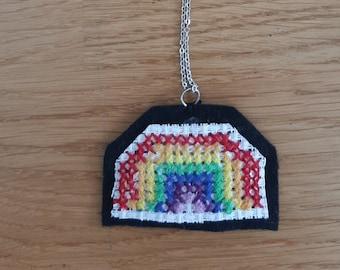 A Stitchin Rainbow