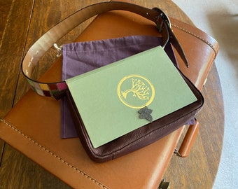 Insurgent Upcycled Book Purse