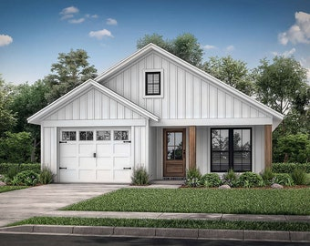 The Creekside Floor Plan - pdf architectural house plans