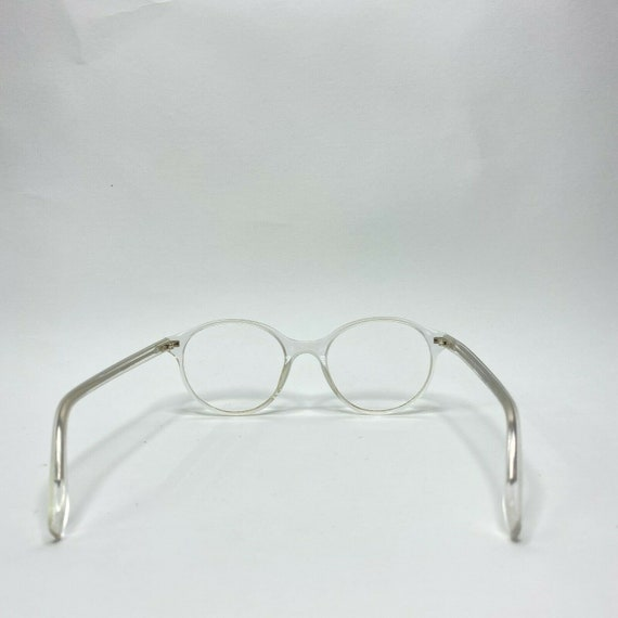 Warby Parker Frames Farris 500 Crystal 50-18 140 - image 3