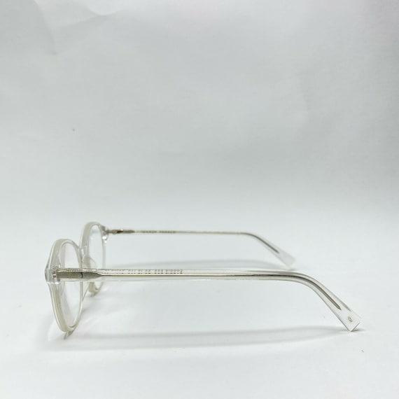 Warby Parker Frames Farris 500 Crystal 50-18 140 - image 2