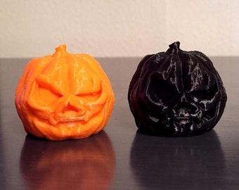 Halloween Death Whistle Pumpkin Toy