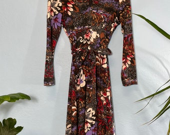 VINTAGE Jonathan Logan By Mel Ross LTD. Dress, Made in Hong Kong