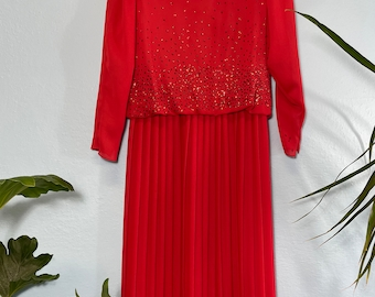 VINTAGE Marsi Dress, Made in Canada