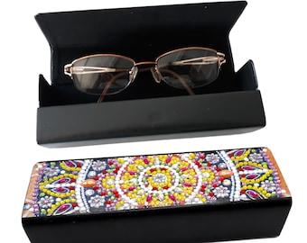Jeweled Eyeglass Case