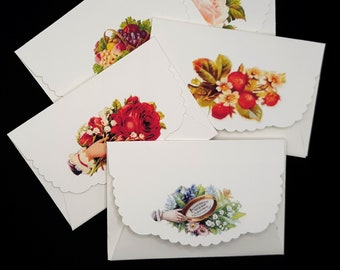Victorian Card Envelopes