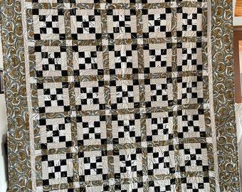 Modern Swirl Quilts