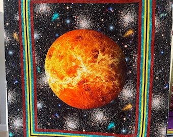 Sun and Stars Quilt