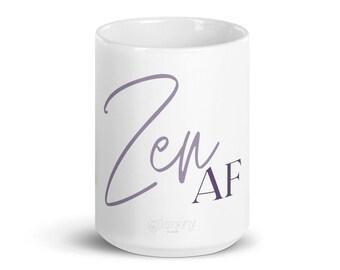 Zen AF glossy mug