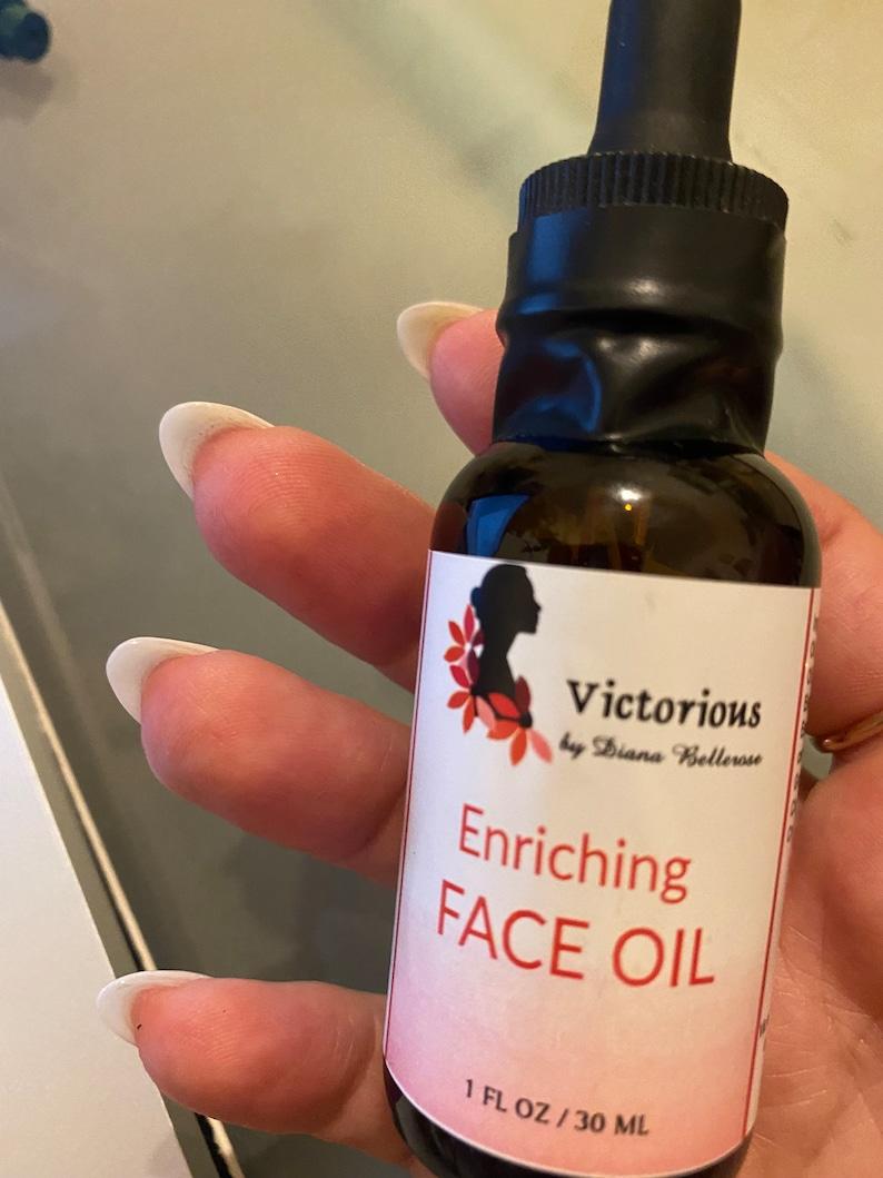 Organic Enriching Facial Oil International Costumers image 1