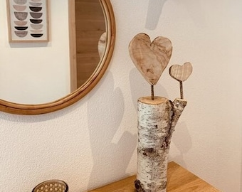 """Spessart unique """"Heart on stand"""""""