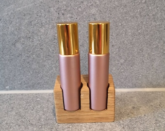 Essential oil roller bottle storage 10ml, Aroma Therapy display, Essential oil holder, Essential oil gift